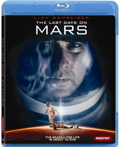 The Last Days on Mars [Blu-ray] DVD