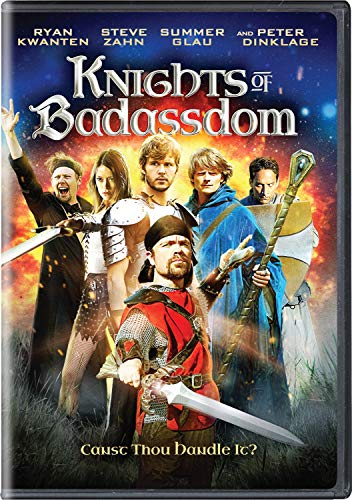 Knights of Badassdom DVD