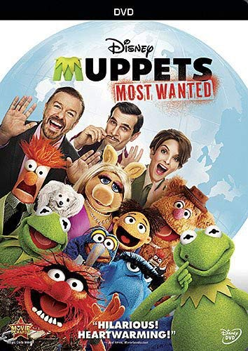 Get Muppets Most Wanted On Video