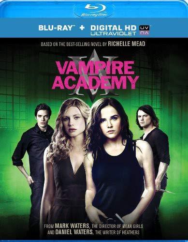 Vampire Academy [Blu-ray] DVD