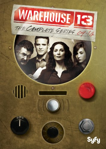 Warehouse 13: The Complete Series DVD