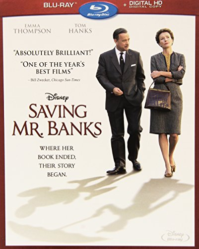 Get Saving Mr. Banks On Blu-Ray