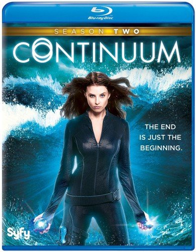 Continuum: Season Two [Blu-ray] DVD