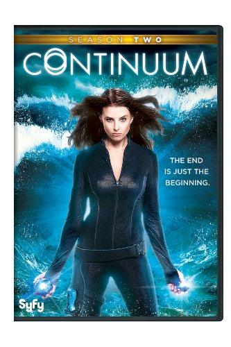 Continuum: Season Two DVD