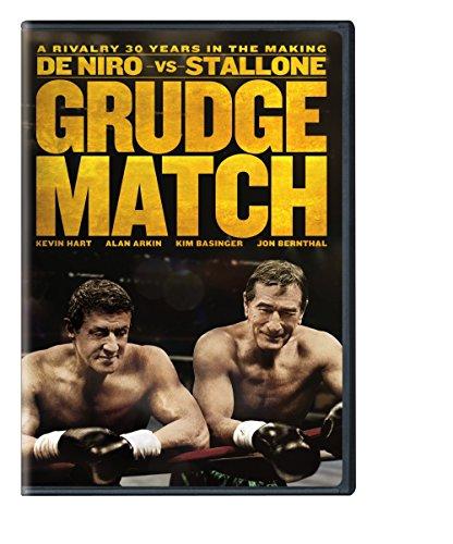 Grudge Match DVD
