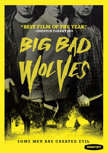 Big Bad Wolves DVD