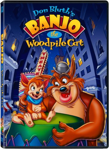 Get Banjo, The Woodpile Cat On Video