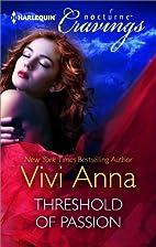 Threshold of Passion by Vivi Anna