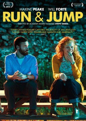 Run and Jump DVD