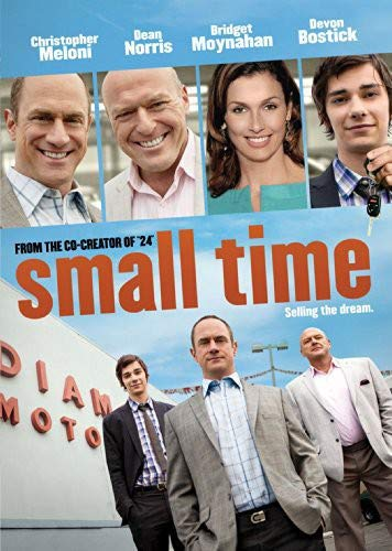 Small Time DVD
