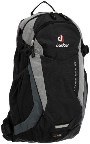ドイター deuter クロスバイク 18 D32074 7400 (ブラック×シルバー)