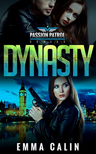 Book Cover - Passion Patrol 2 - Shannon's Law