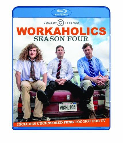 Workaholics: Season 4 [Blu-ray] DVD