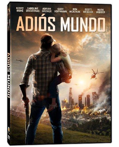 Adios Mundo DVD
