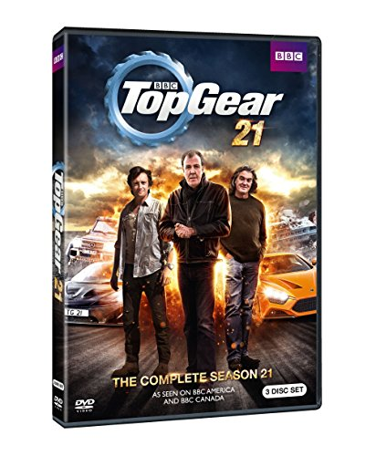 Top Gear 21 DVD