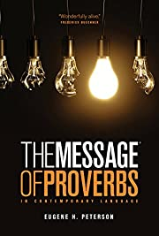 The Message of Proverbs (Message Portions)…
