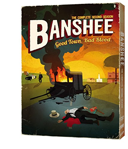 Banshee: Season 2 SD DVD