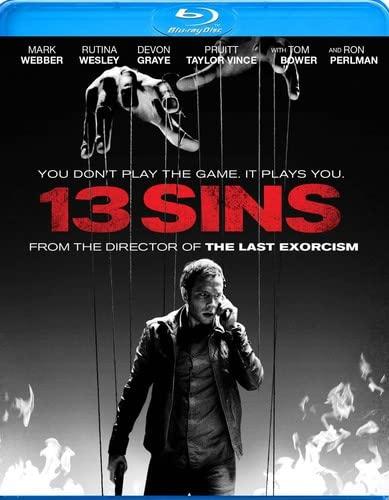 13 Sins [Blu-ray] DVD