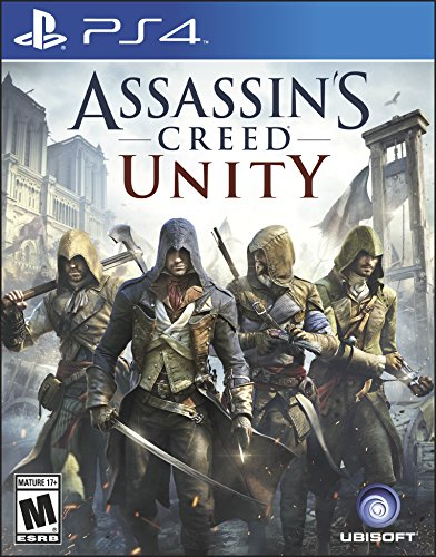 Assassin's Creed Unity part of Assassin's Creed