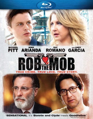 Rob the Mob [Blu-ray] DVD
