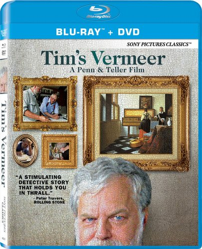 Tim's Vermeer [Blu-ray] DVD