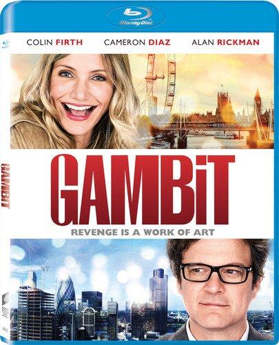 Gambit [Blu-ray] DVD