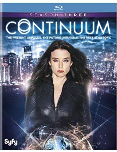 Continuum: Season 3 [Blu-ray] DVD
