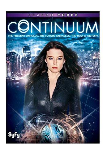Continuum: Season 3 DVD