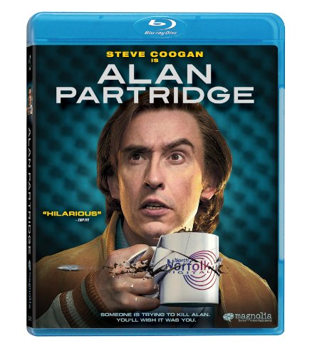 Alan Partridge [Blu-ray] DVD