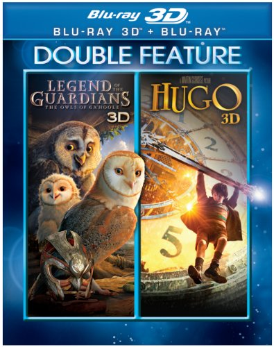 Legend of the Guardians: The Owls of Ga'Hoole / Hugo 3D