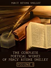 The Complete Poetical Works of Percy Bysshe…