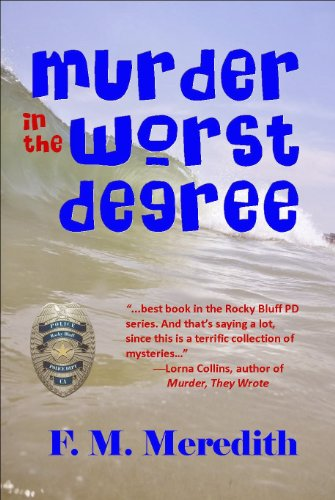 Book Cover - Murder in the Worst Degree