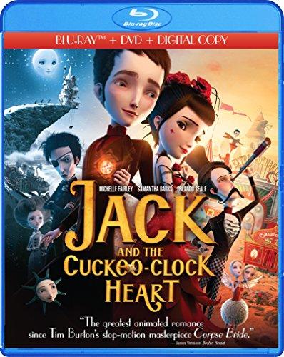 Get Jack et la Mécanique du Cœur On Blu-Ray
