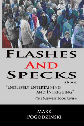 Book Cover - Flashes and Specks