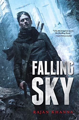 Falling Sky by Rajan Khanna