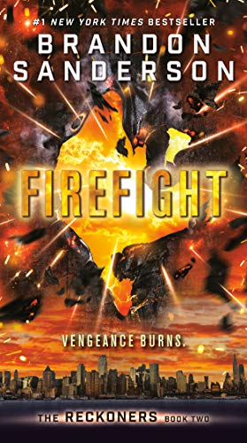 Firefight (The Reckoners, #2) by Brandon Sanderson