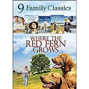 9-Movie Family Classics – tekijä: Ron…