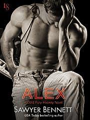 Alex: A Cold Fury Hockey Novel (Carolina…