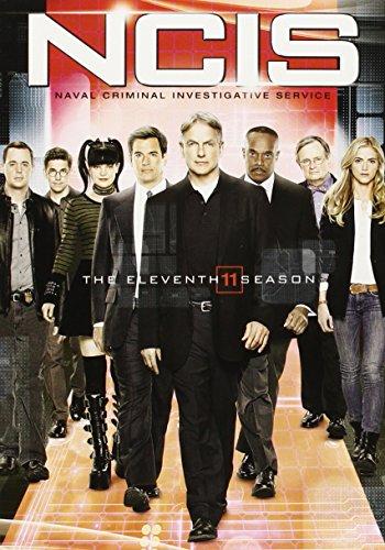 NCIS: The Eleventh Season DVD
