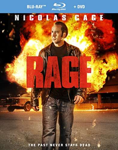 Rage [Blu-ray] DVD