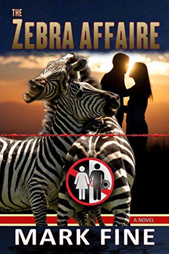 Book Cover - The Zebra Affaire