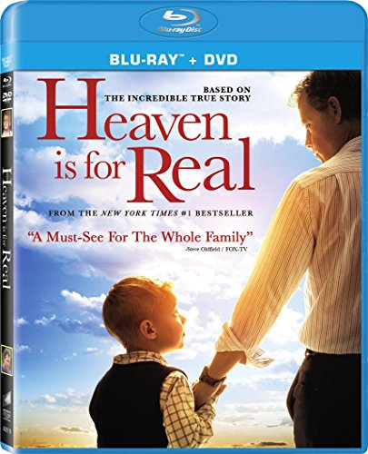 Heaven Is for Real [Blu-ray] DVD