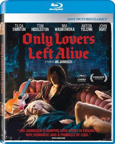 Only Lovers Left Alive [Blu-ray] DVD