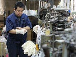 日本製の靴下と自社製造へのこだわり