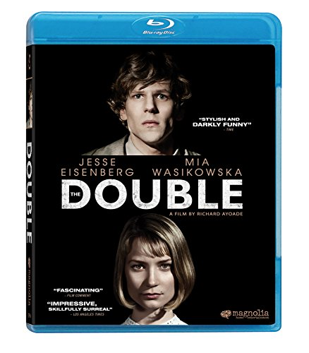 The Double [Blu-ray] DVD