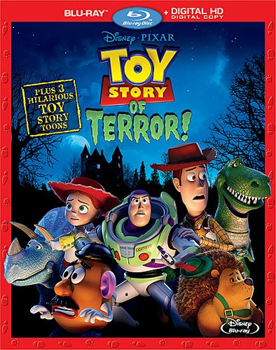 Get Toy Story of Terror! On Blu-Ray