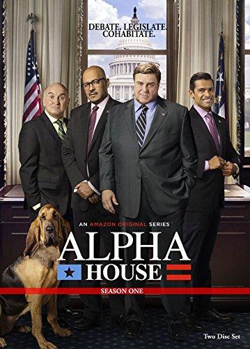 Alpha House DVD
