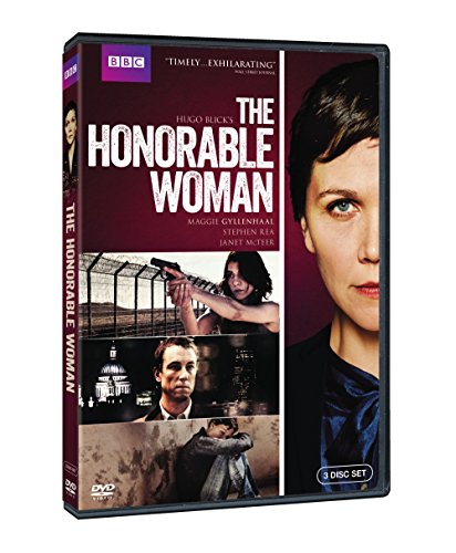 The Honorable Woman DVD