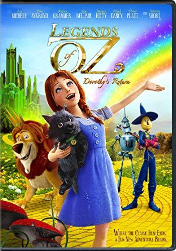 Get Legends of Oz: Dorothy's Return On Video