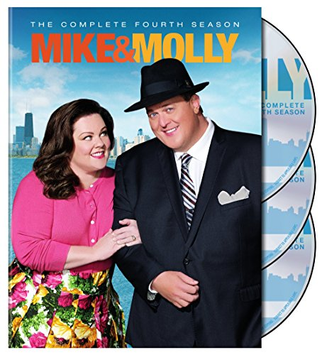 Mike & Molly: The Complete Fourth Season DVD